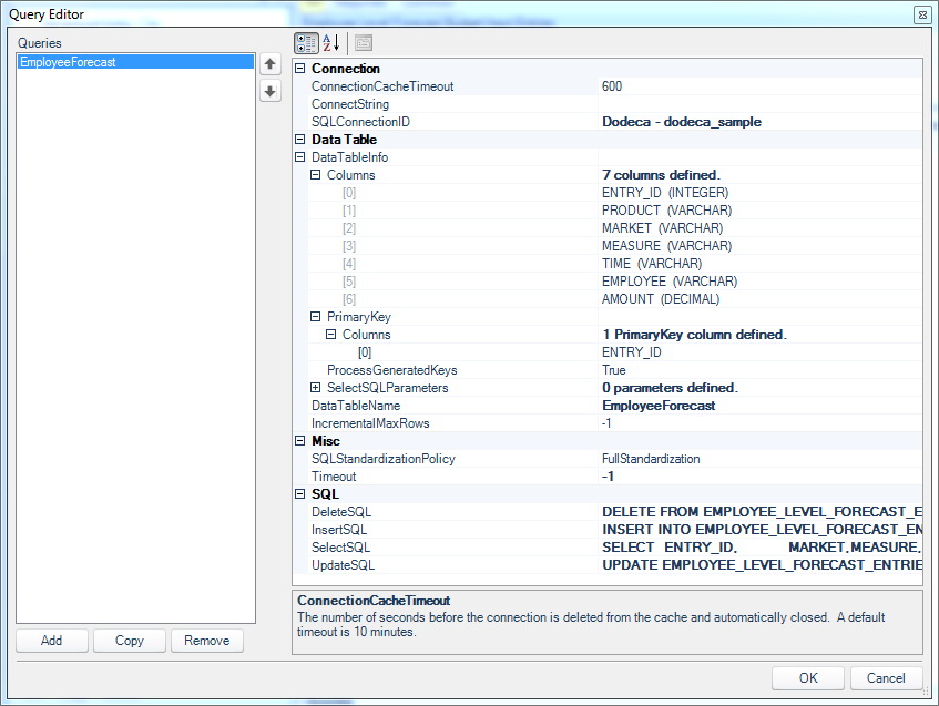 Data Input with Dodeca, part 6 – SQL and Essbase Hybrid Input in one