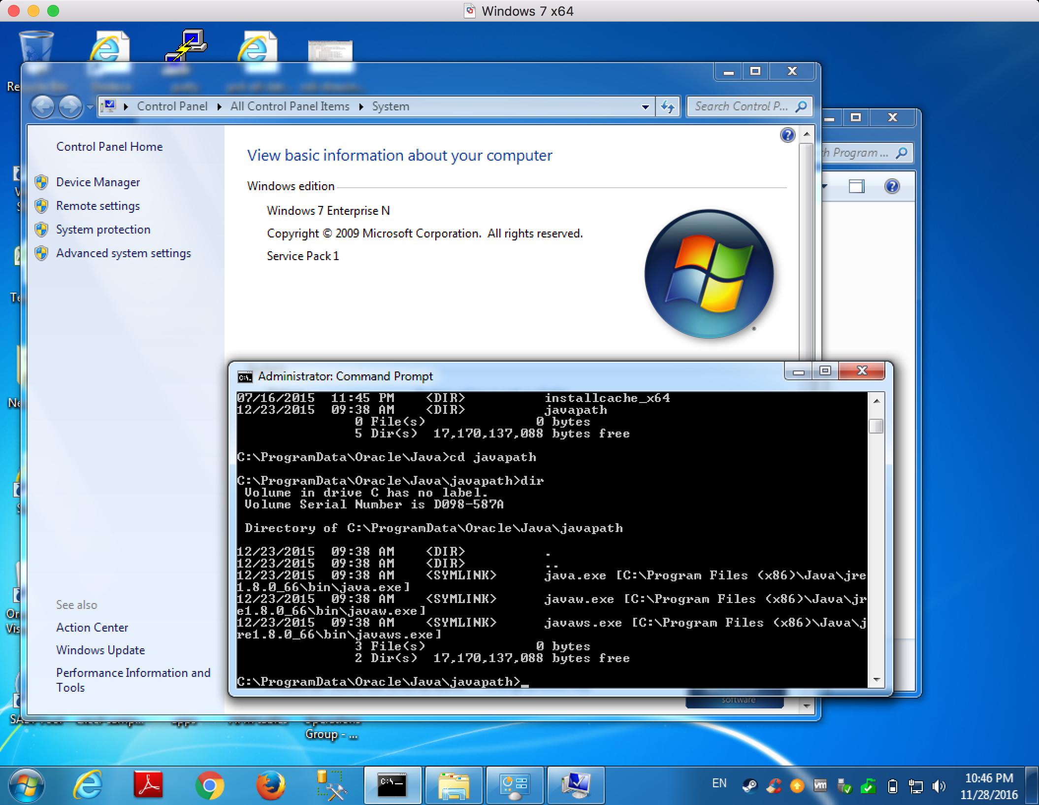 Creating windows symlinks for java installation jasons hyperion viewing symlinks in java folder on windows buycottarizona